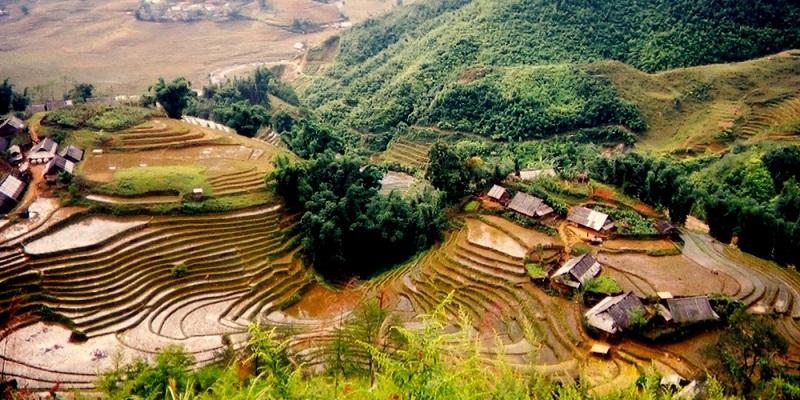 Вьетнам - Сапа
