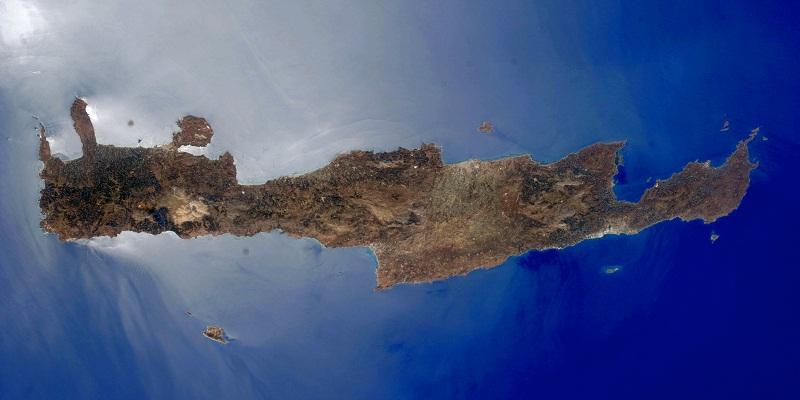 Греция - остров Крит
