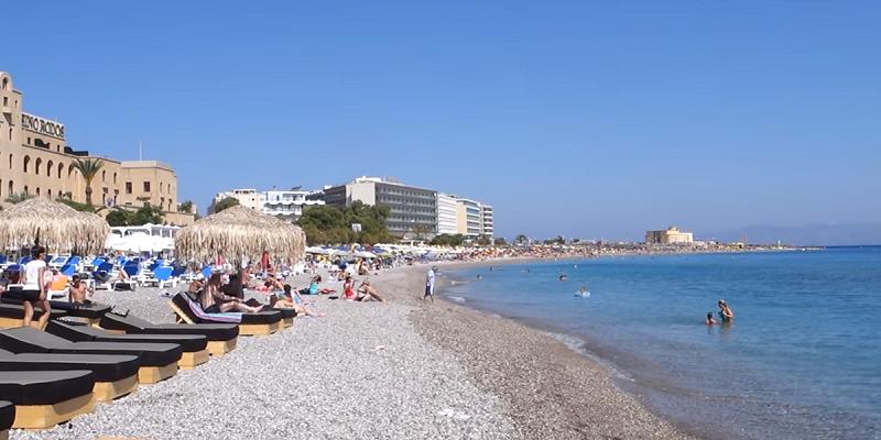 Греция - остров Родос
