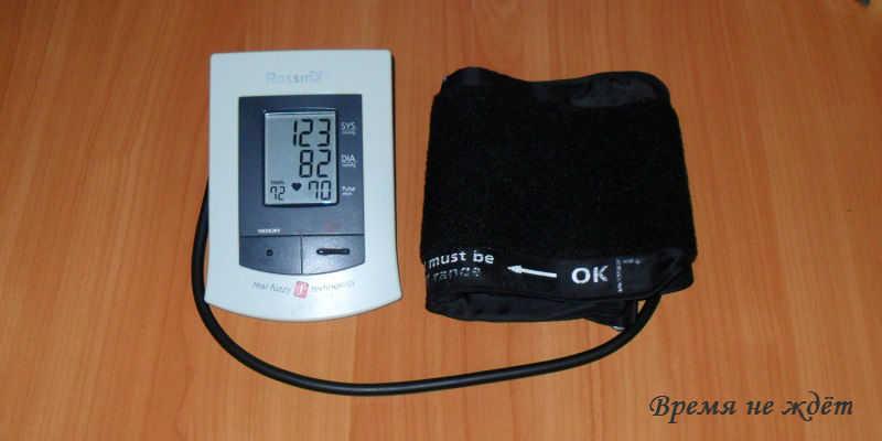 Автоматический тонометр Rossmax