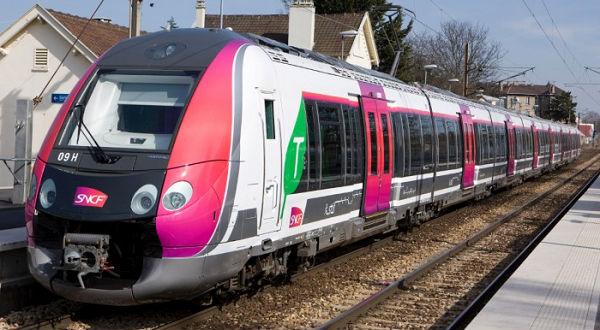 Пригородный поезд Spacium - Франция