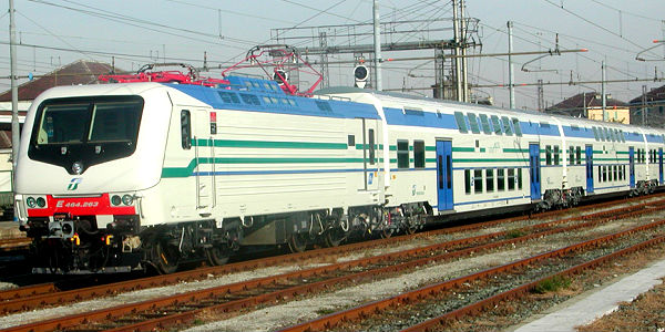 Поезд Vivalto - Италия